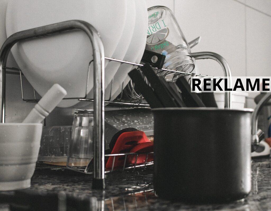 Fixa i ordning i köket